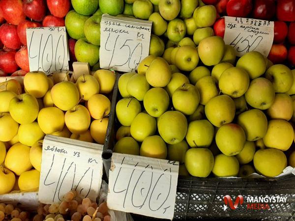 Базар бағамы: Жексенбідегі көкөніс пен еттің бағасы (ФОТО)